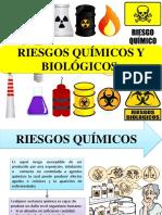 Riesgos Quimicos y Biologicoas
