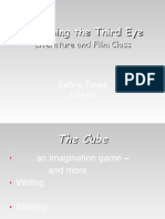Developing the Third Eye