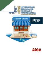 Tienda de Ventas Online