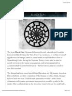 Black Sun | Hollywood Subliminals