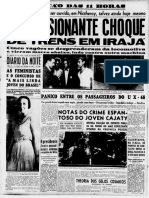 Diário da Noite - Edição de dezembro de 1937