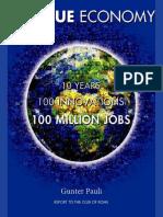 La Economia Azul - Gunter Pauli
