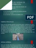 Detalle Del Sistema de Distribución y Uso de Programas en General
