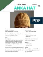Aranka Hat Dani Gherardi