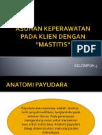 ASUHAN KEPERAWATAN MASTITIS.pptx