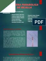 Antena Parabolica Rejilla