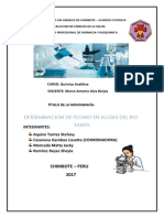 Monografia 3 Quimica Analitica