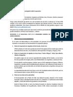 Resumen Hidrocarburos Bolivia