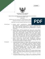 Permendagri No. 56 Tahun 2015 tentang Kode dan Data Wilayah Administrasi Pemerintahan.doc