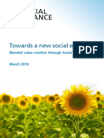 Towards a New Social Economy Web