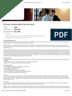 Goldman Sachs Careers | Job Search - IBD, Classic, Natural Resources, New York, Analyst