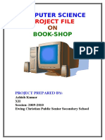 CBSE-CLASS-XII-COMPUTER-SCIENCE-PROJECT-FILE-ON-BOOK-SHOP-2010-EXAM.doc