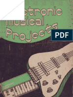 Electronic Musical Projects - P.K. Sood