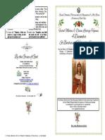 2017 - 4 Dec - St Barbara of Heliopolis - Festal MatLit Hymns