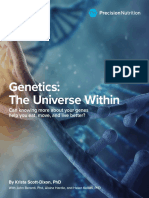 Precision Nutrition eBook Genetics the Universe Within