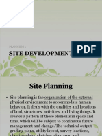 08 Site Development