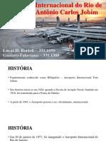 Aeroporto Internacional Do Rio de Janeiro – Antônio