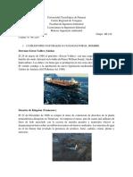 Investigación 1. Catástrofes