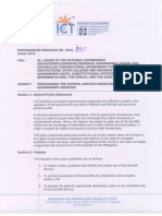 DICT - Govt Mail Service Guidelines