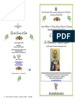 2017 -6 Dec-St Nicholas -MatLitHymns