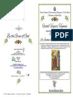 2017 -8-9 Dec- Vespers-st Joachim & St Anna Conception