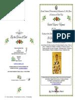 2017-15 Dec - Vespers-St Eleutherios & St Evanthia