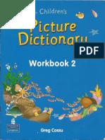 Longman Children's Picture Dictionary - Workbook 2