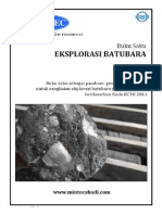 Eksplorasi Batubara