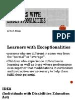 Exceptionalities..pptx