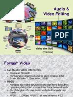 Audio & Video Editing Pertemuan 9