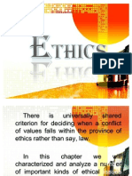 Chapter 9 - Ethics