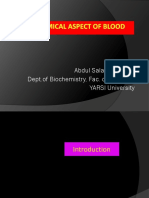 1. Biochemical Aspect of Blood-Ab