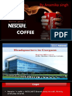 Book Review of Nescafe Coffee
