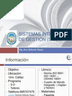 Curso de Sistemas Integrados de Gestión2705-Alumnos