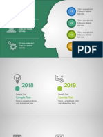 FF0141 01 Infographic Flat Powerpoint Template
