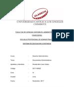 Documentos Administrativos