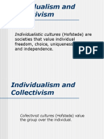 Individualism and Collectivism.ppt