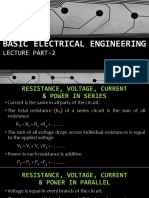2.Basic Electrical Engineering Lecture Part 2