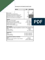 Evaluación de Autopurificación de Ríos