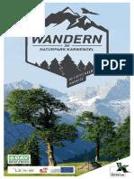 Wandern im Naturpark Karwendel
