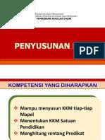 1. Penetapan KKM