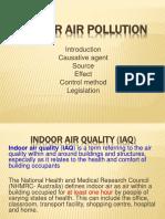 5.0 Indoor Air Pollution