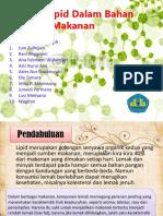 Fungsi Lipid Dalam Bahan Makanan (1)