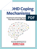11 ADHD Coping Mechanisms