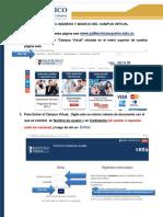Guía Para El Ingreso y Manejo Del Campus Virtual Polisuperior