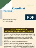 Sistem Koordinat (Nasional)