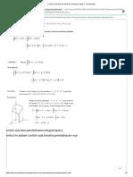 Contoh Soal Dan Pembahasan Integral Lipat 2 - Documents
