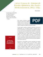 MORAIS, Artur Gomes de. Sistema de Escrita Alfabética. Editora Melhoramentos resenha.pdf