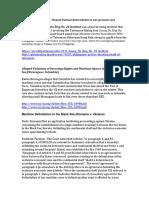 EEZ Customary Law Cases