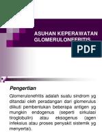 ASKEP GLOMERULONEFRITIS